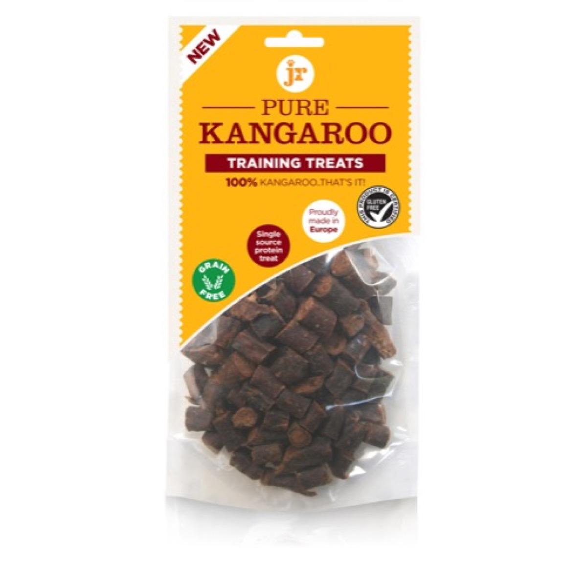JR Pet Products Pure Kangaroo Training Treats 85g