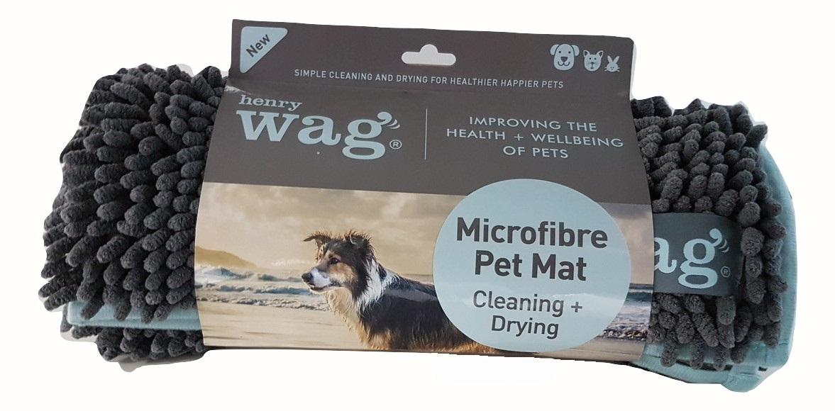 Henry Wag Microfibre Noodle Pet Mat