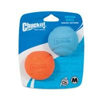 Chuckit Fetch Ball Medium Twin Pack