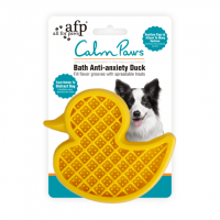 All For Paws Calm Paws Bath Anti Anxiety Duck