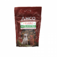 Anco Fusions Hemp Oil Infused 100g