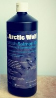 Arctic Wolf Working Dog Scottish Salmon Oil