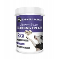 Barker and Barker Blueberry and Liver Training Treats