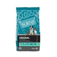 Burns Original Fish and Brown Rice