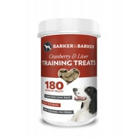 Barker and Barker Cranberry and Liver Training Treats