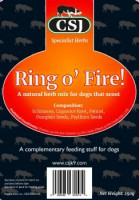 CSJ Ring O'Fire Foil Pack 250g