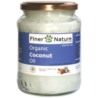Finer By Nature Organic Coconut Oil 690ml