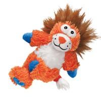 KONG Cross Knots Lion Plush Toy