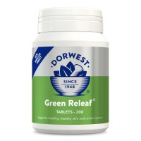 Dorwest Herbs Green Releaf Tablets