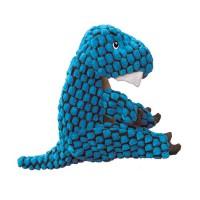 KONG Dynos T-Rex Blue X-Small