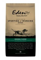 Eden 80/20 Original Cuisine Working and Sporting Dog Medium Kibble 15kg