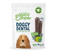 Edgard and Cooper Doggy Dental Adult Sticks Apple and Eucalyptus