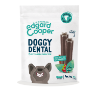 Edgard and Cooper Doggy Dental Adult Sticks Strawberry and Mint