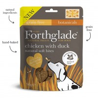 Forthglade National Trust Soft Bite Treats with Chicken and Duck 90g