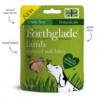 Forthglade Natural Soft Bite Treats Lamb 90g