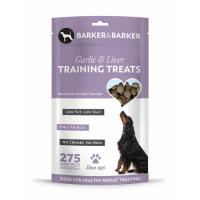 Barker and Barker Garlic and Liver Training Treats