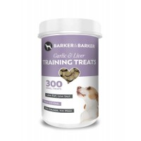 Barker and Barker Garlic and Liver Training Treats