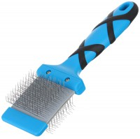 Groom Professional Double Sided Flexible Slicker Brush