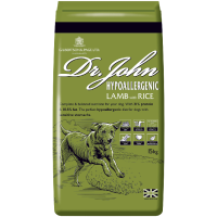 Dr John Hypoallergenic Lamb and Rice 15kg