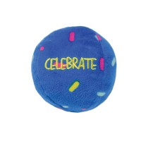 KONG Occasions Birthday Balls 2 Pack Medium