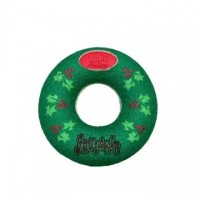 KONG Holiday AirDog Donut Medium