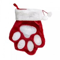 KONG Holiday Stocking Paw Large