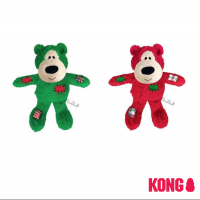 KONG Holiday Wild Knots Bear Sml/Med