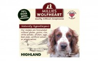 Millies Wolfheart Highland Wet Food 395g