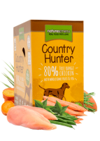 Natures Menu Country Hunter Pouch 80% Free Range Chicken