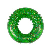 KONG Squeezz Confetti Ring Large