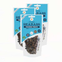 JR Pet Products Pure Seabass Training Treats 85g