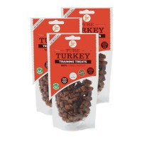 JR Pet Products Pure Turkey Training Treats 85g
