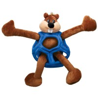KONG Puzzlements Beaver Toy