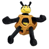 KONG Puzzlements Bee Toy