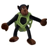 KONG Puzzlements Monkey Toy