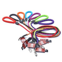Miro and Makauri Rubber Handle Rope Lead