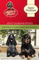 Millie's Paws Super Premium Adult Salmon & Potato