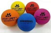 Sportspet Tough Bounce Balls 3 Pack