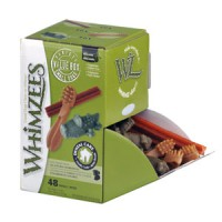 Whimzees Variety Box Natural Dog Treats