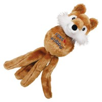 KONG Wubba Friend Plush Dog Toy