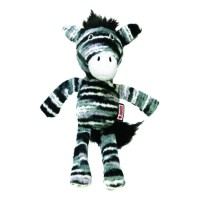 KONG Yarnimals Zebra Small/Medium Dog Toy
