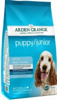 Arden Grange Puppy/Junior Chicken and Rice 12kg