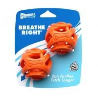 Chuckit Breathe Right Ball Medium 2Pk