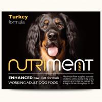 Nutriment Raw Turkey Formula