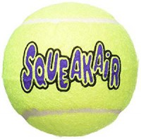 KONG Air Squeaker Ball Single