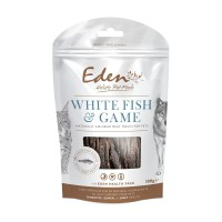 Eden Salmon and Game Treats 100g