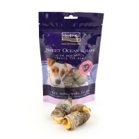 Fish4Dogs Sweet Ocean Wraps Apple 100g