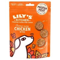 Lily's Kitchen Chomp-Away Chicken Bites 70g