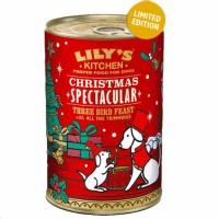 Lily's Kitchen Christmas Feast Dog Tin