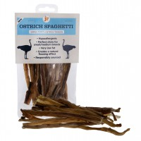 JR Pet Products Ostrich Tendon Spaghetti 80g